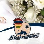 Brockenballon Gutschein Hochzeit