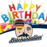 Brockenballon Gutschein Geburtstag