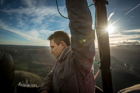 Winfried Borchert - Inhaber und Pilot des Brockenballons